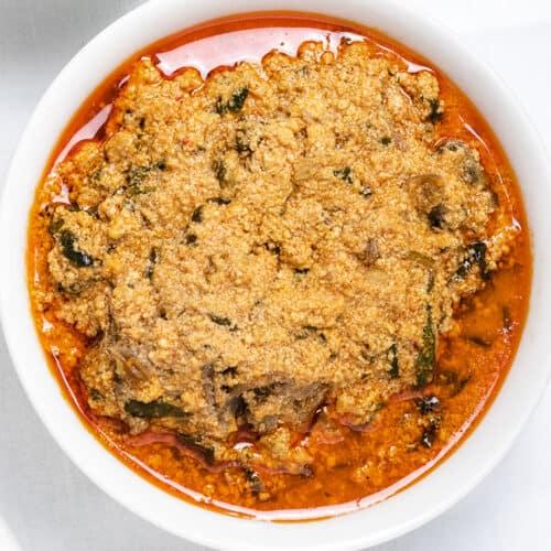Egusi Soup | Low Carb Africa