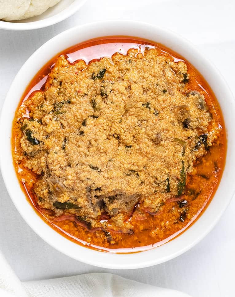 Egusi Soup Low Carb Africa