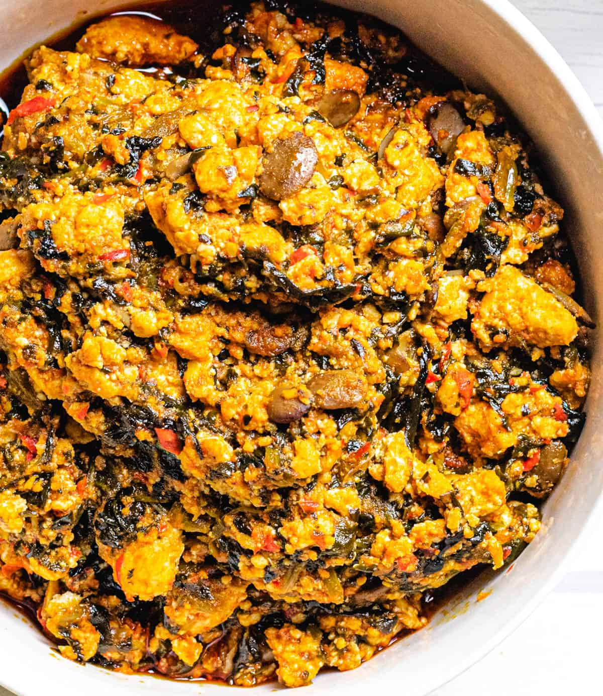 Egusi Soup Low Carb Africa