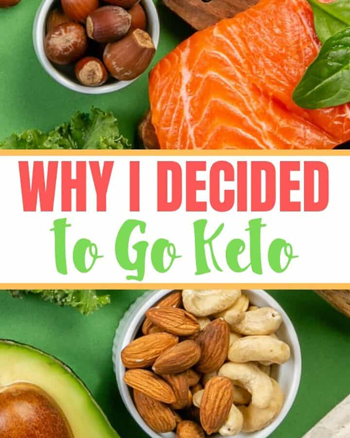 keto journey-homepage