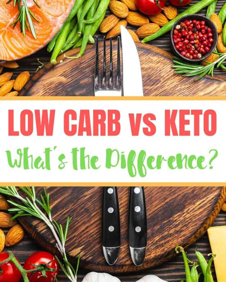 low carb vs keto whats the difference-homepage