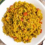 Curry Cauliflower Rice