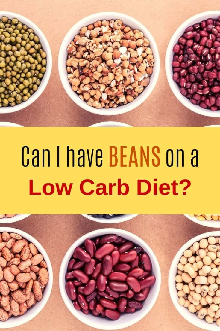 Can I have beans on low carb diet image