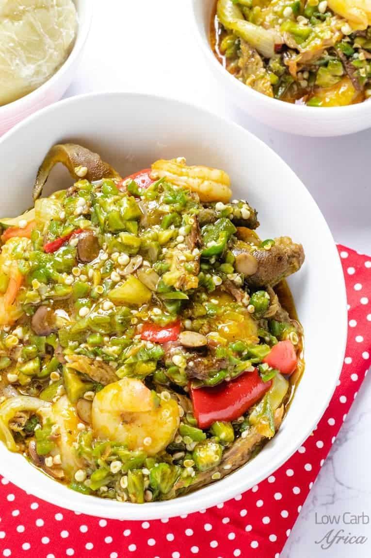 featured okro soup image