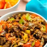 Asun Recipe (Peppered Goat Meat)