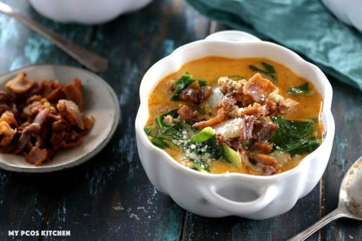 Low Carb Olive Garden Zuppa Toscana