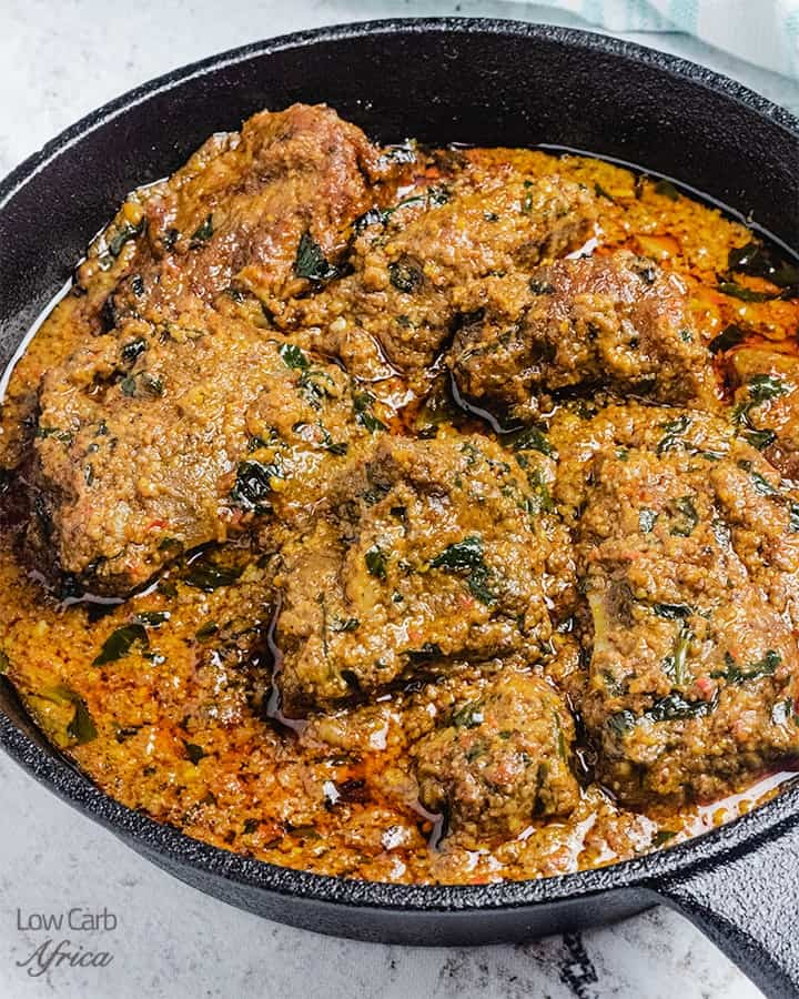 beniseed soup african sesame stew
