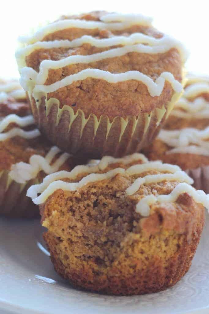 Keto Pumpkin Spice Muffins | Low Carb Pumpkin Spice Muffins