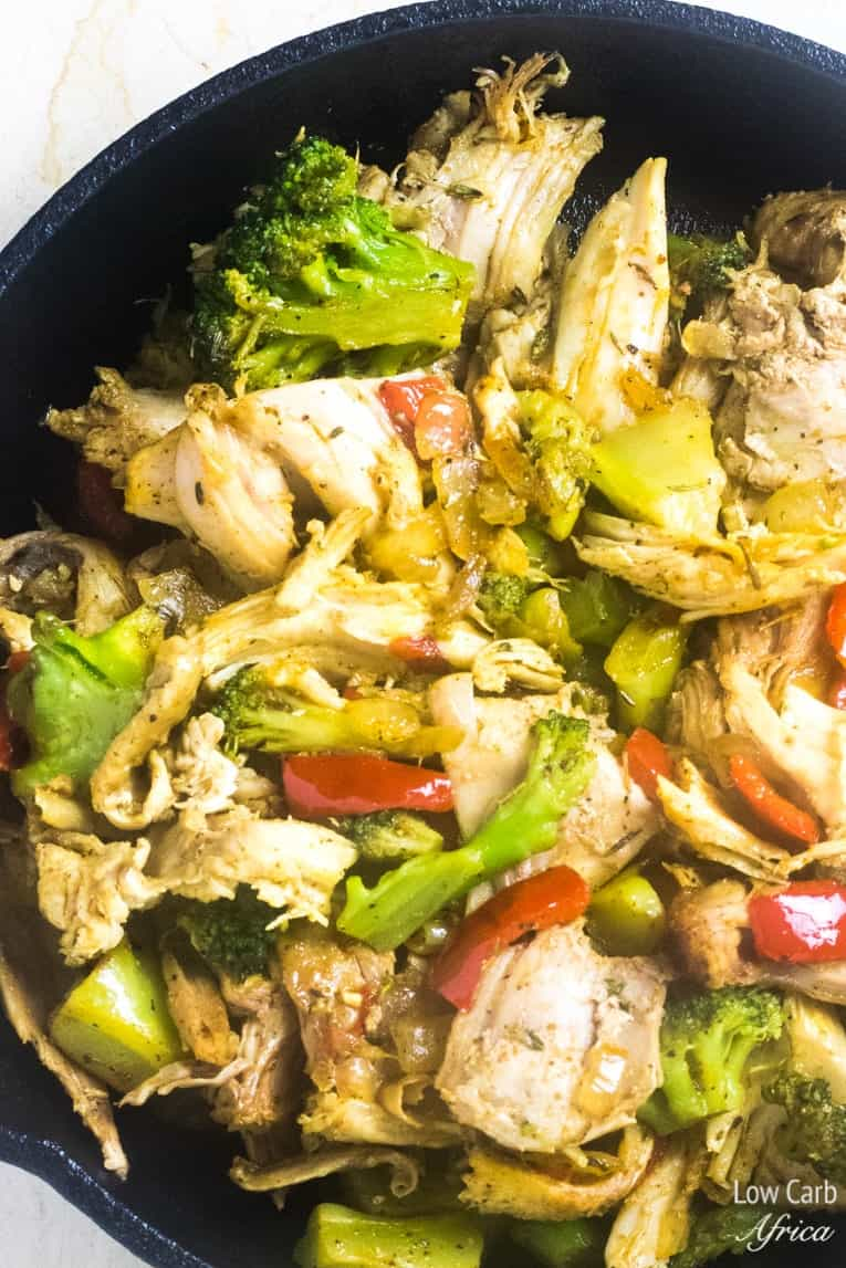 Leftover Turkey Stir Fry main image
