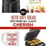 25+ Best Gift Ideas For Your Keto Pals!