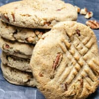 Keto Cinnamon Pecan Cookies-homepage
