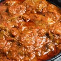 delicious nigerian beef stew