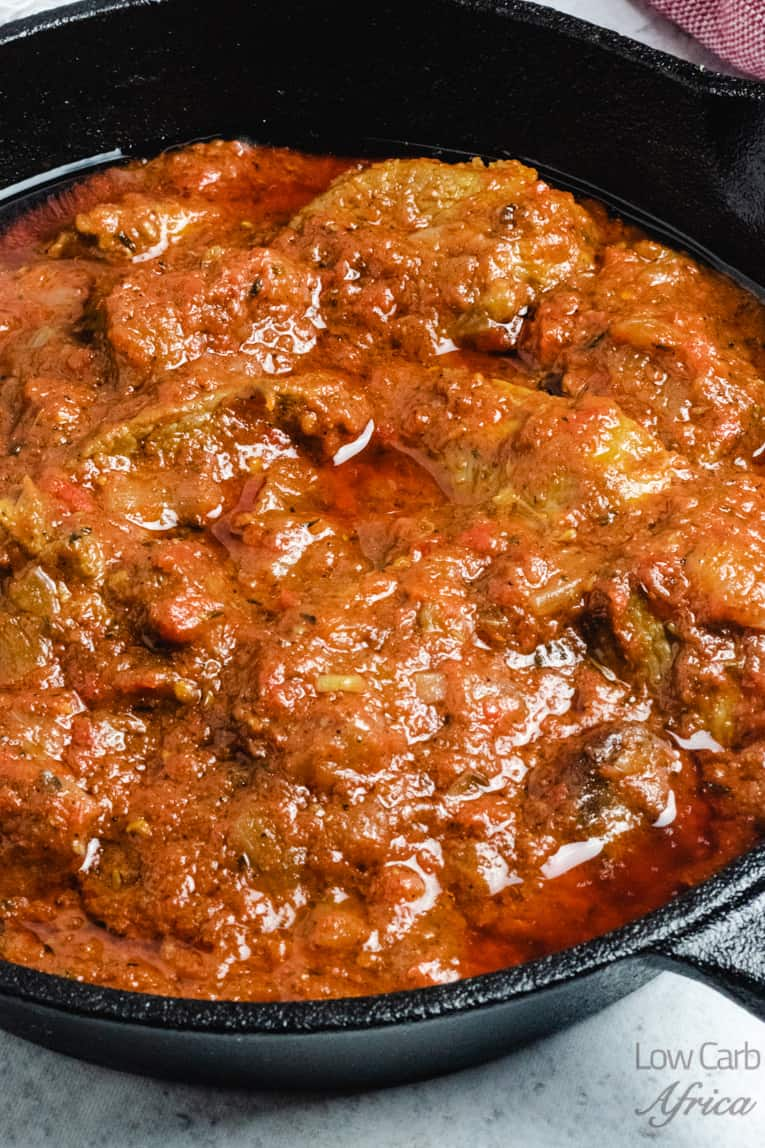 Nigerian Beef Stew Low Carb Africa