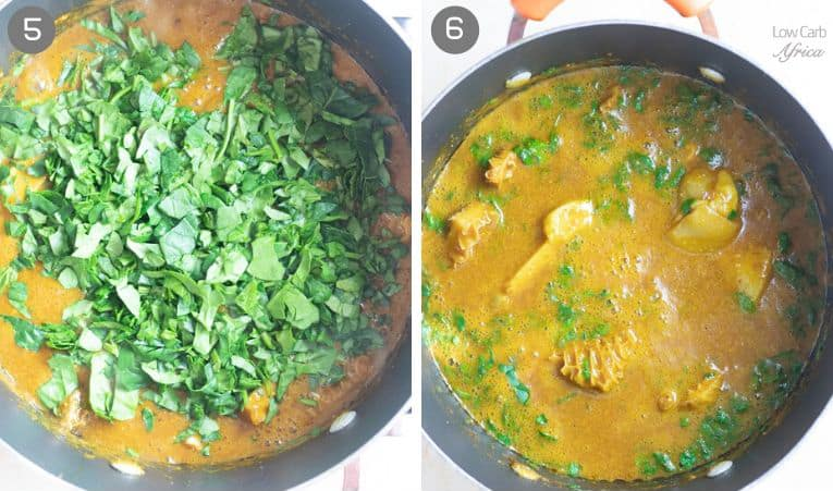 how to cook ogbono soup