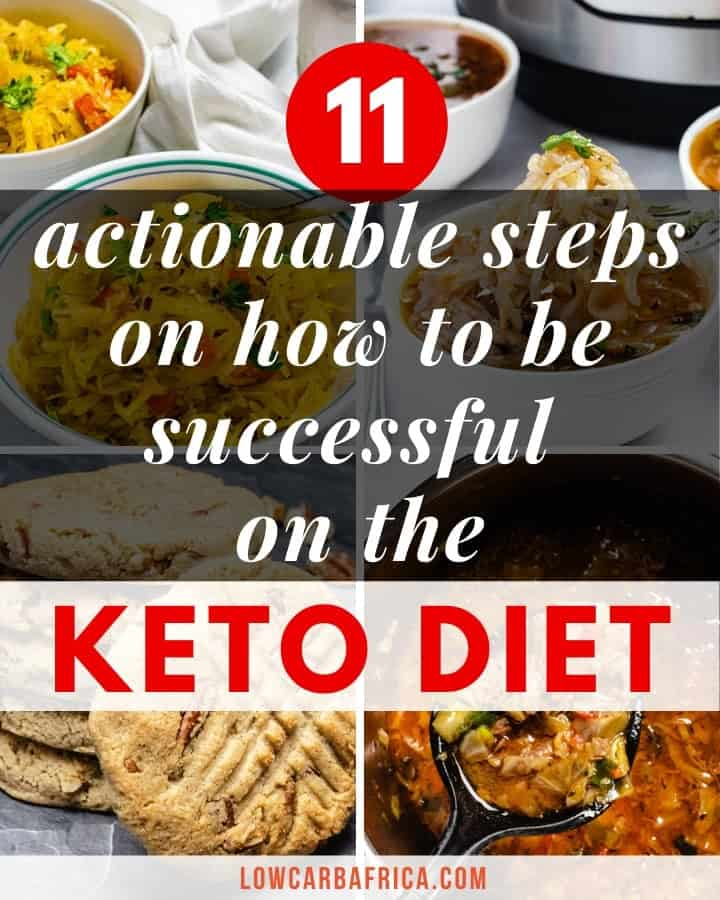 How To Be Successful On The Keto Diet Low Carb Africa