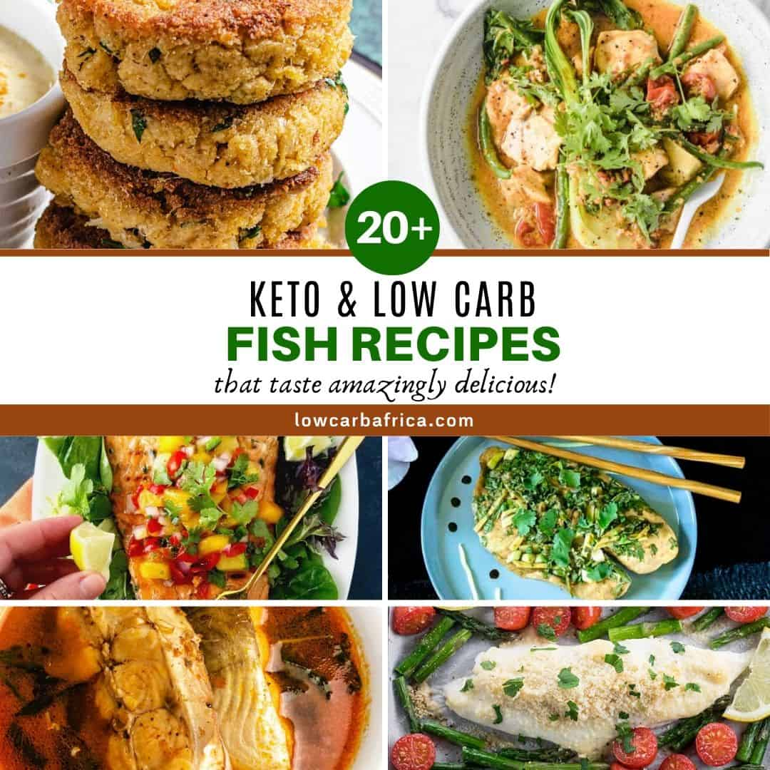 Keto FIsh Roundup instagram
