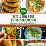 The Best Keto & Low Carb Fish Recipes