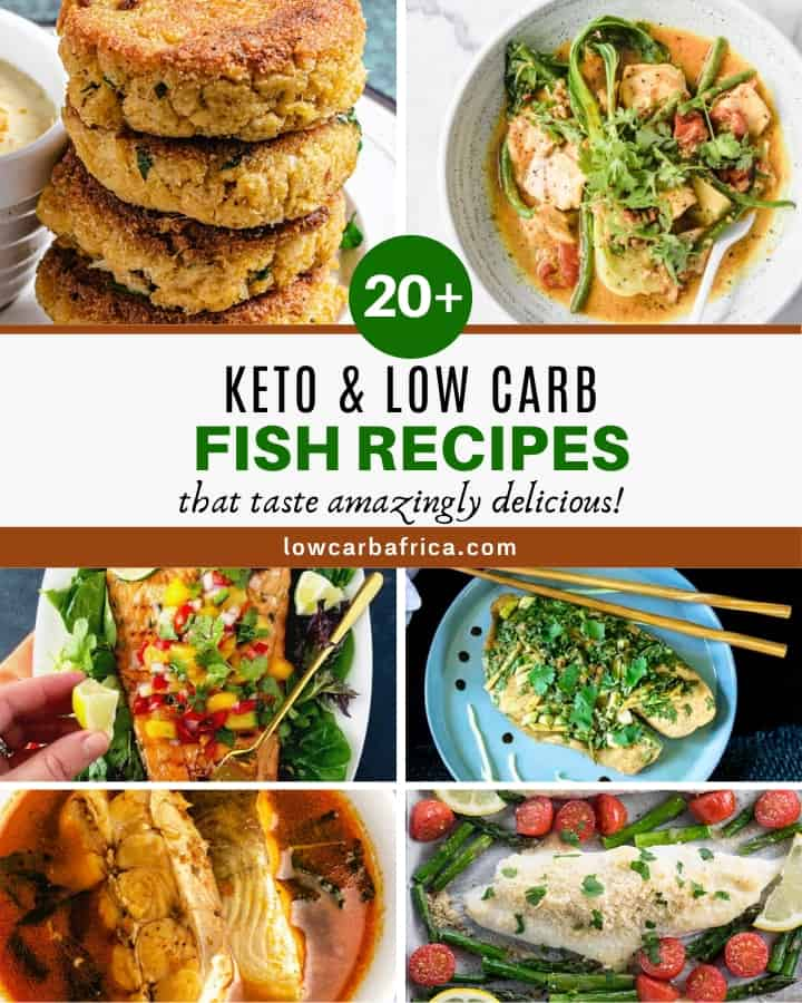 the best keto low carb fish recipes