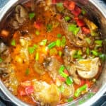 Cow Foot Soup