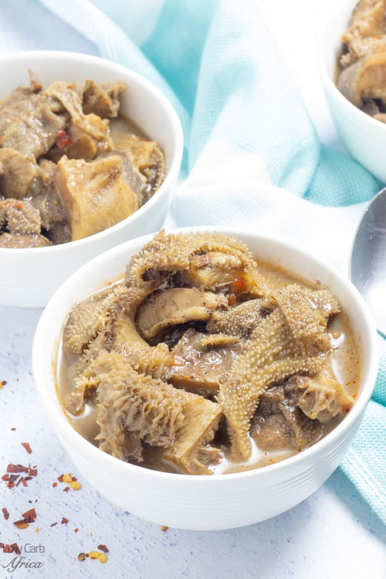 nigerian pepper soup recipe with kidney and tripe