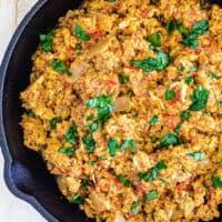 nigerian egg stew makes a great breakfast