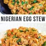 Egg Stew (Nigerian Egg Sauce)-pinterest