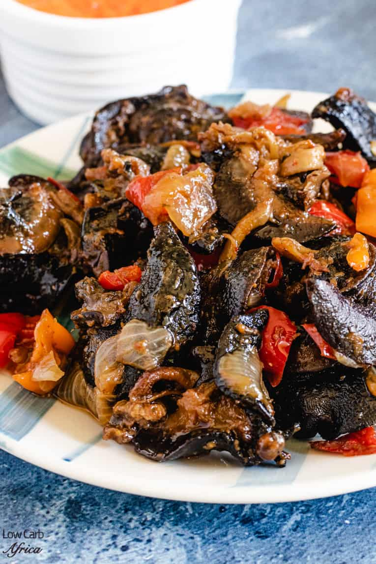 how to prepare Nigerian peppered snails