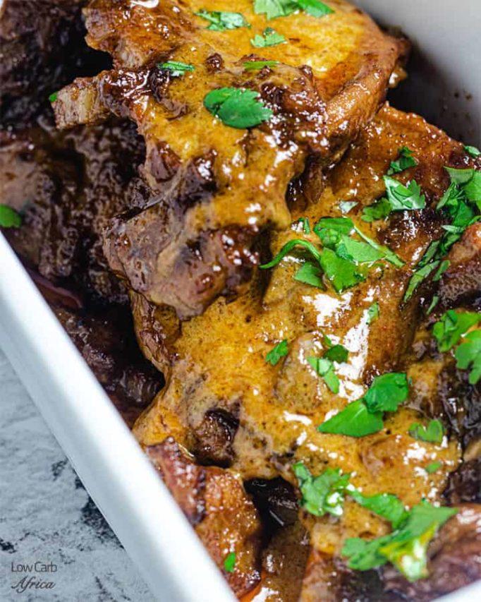 Instant Pot Bone-In Pork Chops