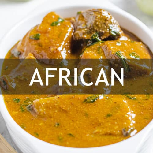 African Keto Dishes