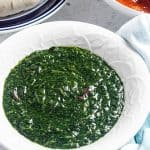 Ewedu Soup - Nigerian Soup