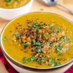 Instant Pot Spicy Pumpkin Soup