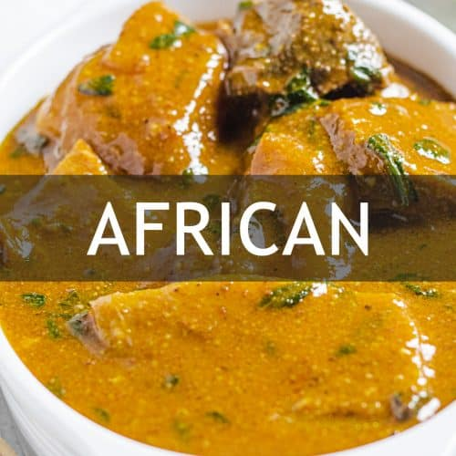 African Keto Recipes