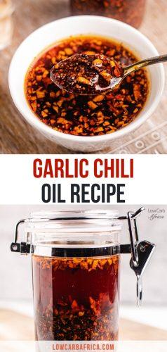 pinterest for garlic chili oil recipe