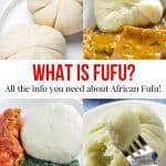What is fufu (foo-foo)?