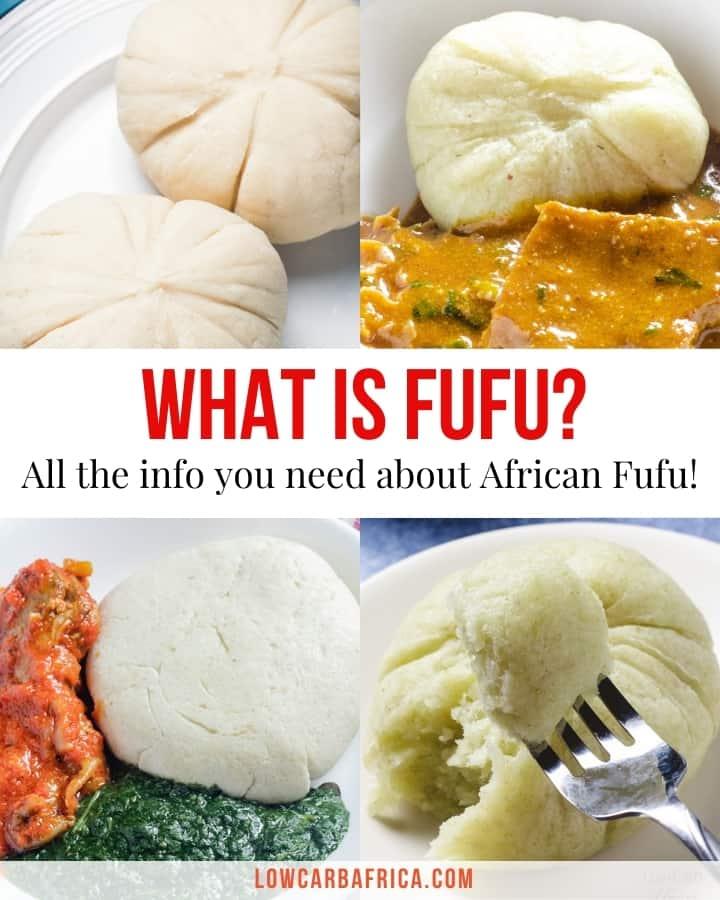 What is Fufu (foo-foo)