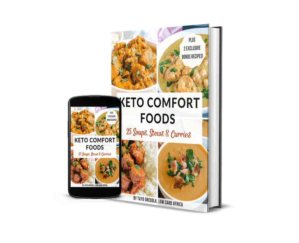 keto comfort foods-transparent image cover