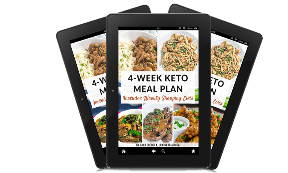 keto meal plan tablets