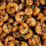 blackened shrimp pinterest image