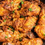 Moambe Chicken (Congo Poulet Moambe)