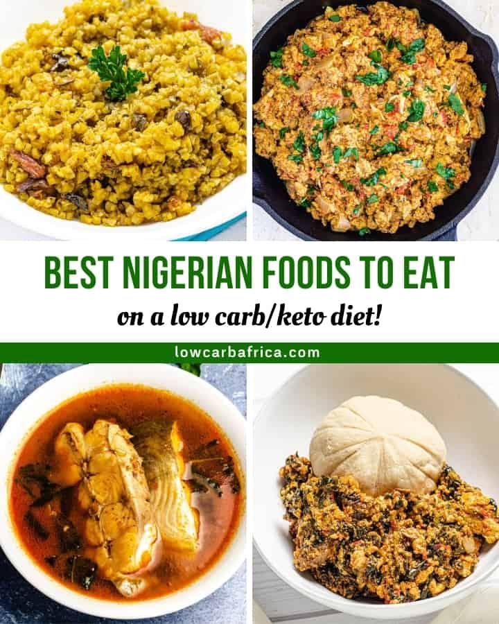 best foods to eat on Nigerian keto diet