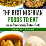 the best Nigerian foods on eat on the keto diet