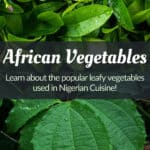 popular African vegetables