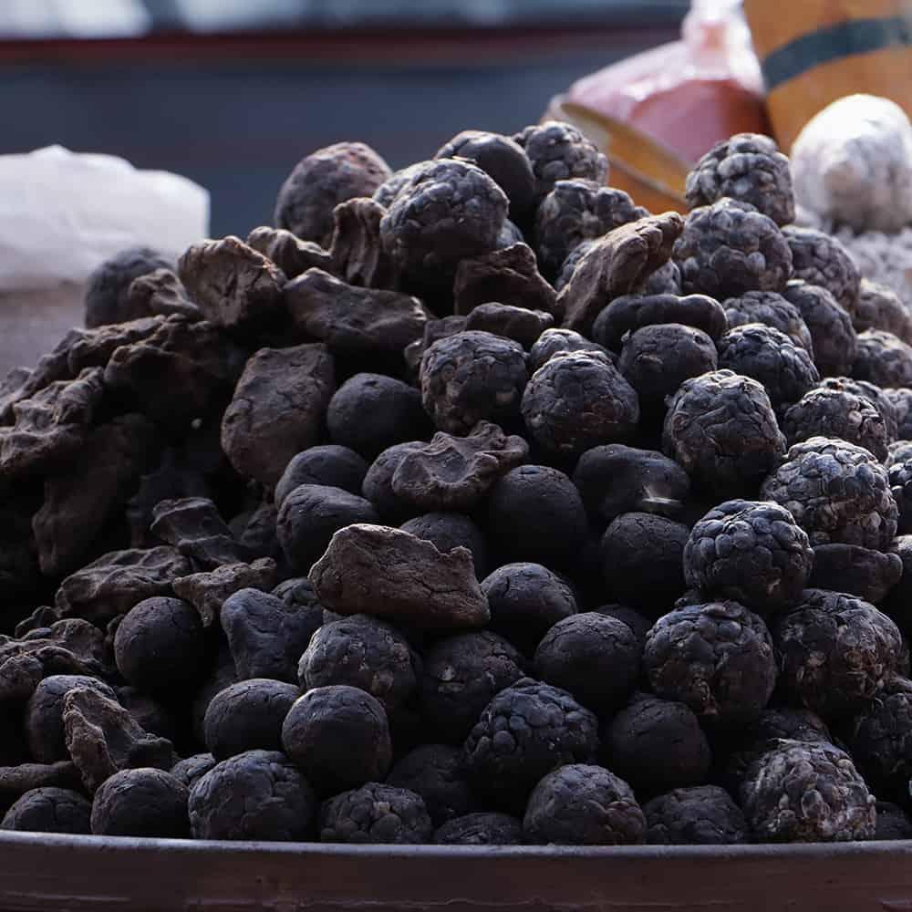 iru fermented locust beans