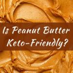 Is peanut butter keto-pinterest