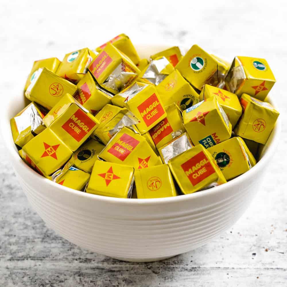 Maggi cubes